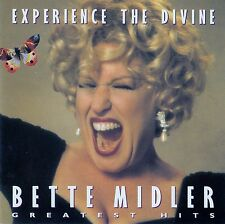 BETTE MIDLER : EXPERIENCE THE DIVINE - GREATEST HITS / CD - TOP-ZUSTAND