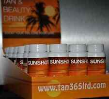 Sunshot Tanning and Beauty Drinks Sun Tan Shot --- 24 x 60ml bottles