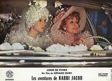 MIOU-MIOU LES AVENTURES DE RABBI JACOB 1972 PHOTO D'EXPLOITATION N°10