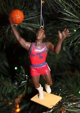 LOS ANGELES CLIPPERS CHRISTMAS ORNAMENT DANNY MANNING red jersey