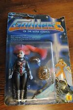 Goddess of the Ultra Cosmos 1985 Agglo GODDESS STIBNITE Action figure complete