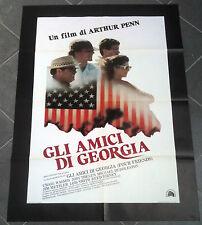 GLI AMICI DI GEORGIA manifesto poster affiche Four Friends Arthur Penn Wasson