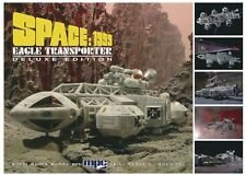 MPC 816/06 1/72 Space 1999 Eagle-1 Transporter Deluxe Edition Plastic Model Kit