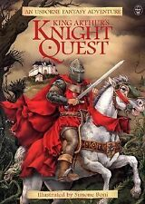 Knights of King Arthur (Usborne Fantasy Adventure) Dixon, Andy Paperback
