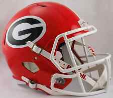 GEORGIA BULLDOGS UGA NCAA Riddell SPEED Full Size Replica Football Helmet