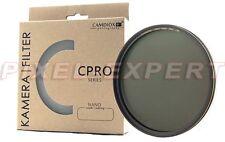 CAMDIOX POLARIZZATORE CIRCOLARE FILTRO CPL 77MM NO HOYA PRO1 DIGITAL CARL ZEISS
