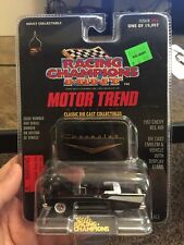Racing Champions Mint 1957 Chevy Bel Air Motor Trend Issue #93 Die Cast