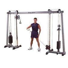 Pro Dual Cable Crossover 2 x 72 kg Gewichtspaket, Gerät für Fitnessstudio