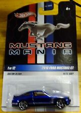 """2010 Hot Wheels """"Muscle Mania"""" 2010 Ford Mustang GT, Ships World Wide"""