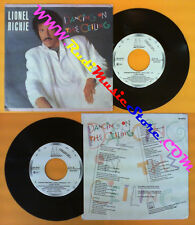 LP 45 7'' LIONEL RICHIE Dancing on the ceiling Love will find PROMO no cd mc dvd