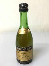 Mignon Miniature Remy Martin Fine Champagne Cognac VSOP 3cl 40% Vintage