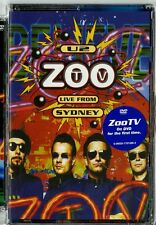 U2 - Zoo tv in diretta da Sydney - DVD 2006 SIGILLATO SEALED