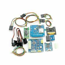 MWC MultiWii Flight Controller W/ Neo-6M GPS & Bluetooth NAV OLED Module Combo