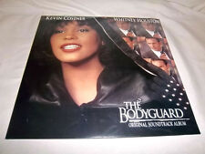 s/t THE BODYGUARD-WHITNEY HOUSTON-ARISTA 18699-1 USA NO CUT OUTS NEW SEALED LP