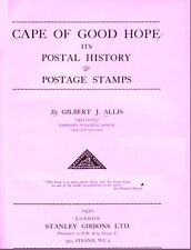 Cape of Good Hope: Its Postal History & Postage Stamps by Gilbert Allis.