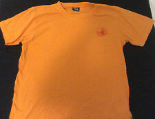 VTG Body Glove Men's Skate Original 90s Surfboards Surf Wear T-Shirt Sz.S Orange