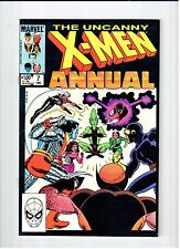 Marvel UNCANNY X-MEN ANNUAL #7 1983 NM Vintage Comic
