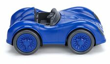 NIB Green Toys Race Car, Blue