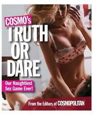 Cosmos Truth Or Dare Game 120 Playing Cards Couple Love Romance Sex Cosmopolitan