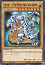 1X Blue-Eyes White Dragon Common LDK2-ENK01 - NM - Yugioh (Tablet)