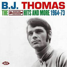 B J Thomas - The Scepter Records Hits And More 1964-73 (CDCHD 1014)