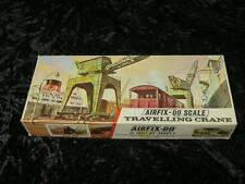 VINTAGE AIRFIX HO/OO MODEL RAILWAY KIT Travelling Crane in Rare Type 3 Box