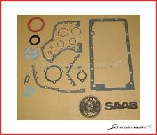 Motor-Dichtsatz Saab 99 900 ´79-80 Motordichtsatz engine gasket kit turbo
