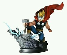 The Mighty Thor Strike Down Hammer Statue by Bowen Designs Marvel New