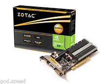 ZOTAC ZT-60604-10L GT 610 512MB DDR3 PCI Low Profile Ready Video Graphics Card