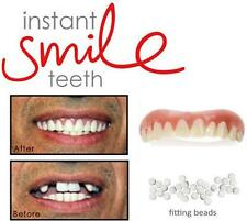 Instant Smile Teeth Small Dr. Bailey's False Cosmetic Novelty Fake Oral Acrylic