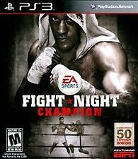 PS3 ACTION-Fight Night Champion PS3 NEW