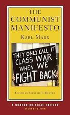 Norton Critical Editions: The Communist Manifesto 0 by Karl Marx (2012,...
