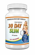 Maximum Diet Formula - 30 Day Slim- 30 Pills - One Month Supply - Loose Weight
