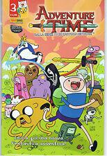 ADVENTURE TIME 3 PANINI COMICS CARTOON NETWORK ESAURITO