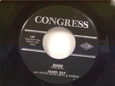 """JAMES RAY """"MARIE / THE OLD MAN AND THE MULE"""" 45"""