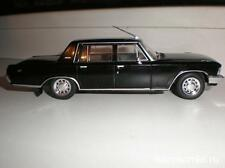1/43 Zil-117 Soviet car model Die cast IXO & 61 magazine DeAgostini