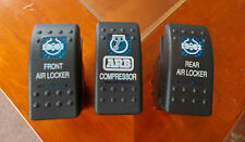 LAND Rover-ARB 3 DIFF Locker CARLING SWITCH W copre