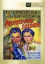 Professional Soldier - Region Free DVD - Sealed