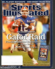 2007 Sports Illustrated Florida Gators Chris Leak Subscription Issue Excellent*