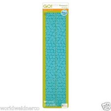 "AccuQuilt GO! Baby Strip Cutter-2 1/2"" Fabric Cutting Die Quilting Sew 55014"