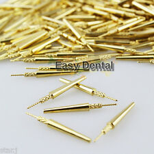 500PCS NEW DENTAL LAB BRASS DOWEL STICK PINS #2 MEDIUM