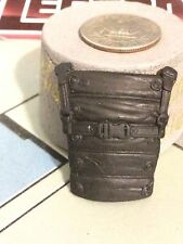 MARVEL LEGENDS UNRELEASED BLADE/ WINTER SOLDIER CHEST PLATE CAST FOR 1:12 FIGURE