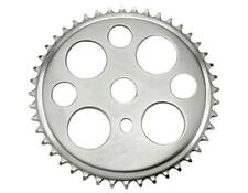 "BIKE SPROCKET "" LUCKY SEVEN""  CHROME  (CHAIN RING) 44 TEETH FOR ONE PIECE CRANKS"