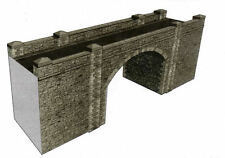 OO Building Card kit - Stone Bridge & Tunnel - Superquick A16 - free post