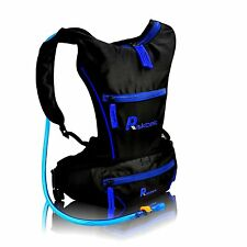 PREMIUM Water Hydration Bladder, Backpack & FREE Waist Pouch - Large Capacity!