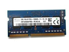 Hynix 2GB PC3L-12800S DDR3-1600MHz no ECC CL11 204-Pin 1.35V SODIMM UNBUFF LV