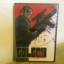 Golgo 13 collection 2 / DVD set NEW