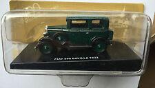 """DIE CAST """" FIAT 508 BALILLA - 1932 """" 100 ANNI DELL' AUTOMOBILE"""