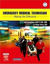 Emergency Medical Technician (Softcover): Making the Difference