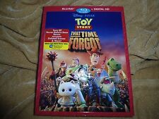 Toy Story that Time Forgot (2014) 1 Disc Blu-ray + Digital HD